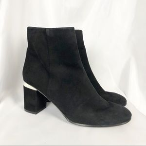 Tory Burch Jones Suede Ankle Boots